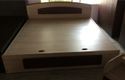 Particle Board And Mdf Hydraulic Bed