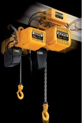 Electric Chain Rope Hoist