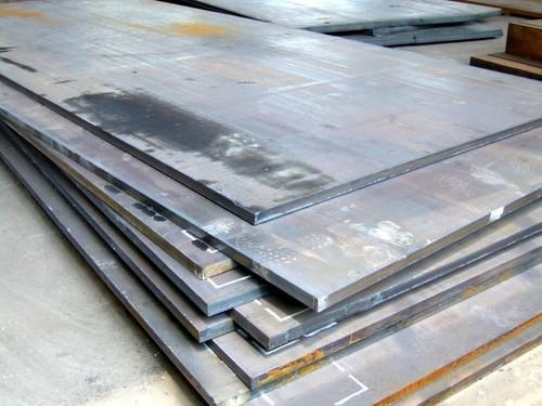 High Tensile Steel Plate, Thickness: 4-5 mm