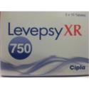 Levepsy XR Tablet (Levetiracetam)