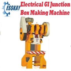 Electrical Junction Box Making Machine