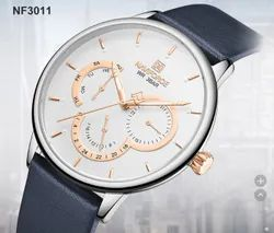 NAVIFORCE Watch for Men Top Brand Fashion Quartz Mens Watches NF3011/Availble in 5 colors.