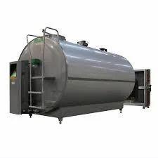 Milk Cooling Tanks