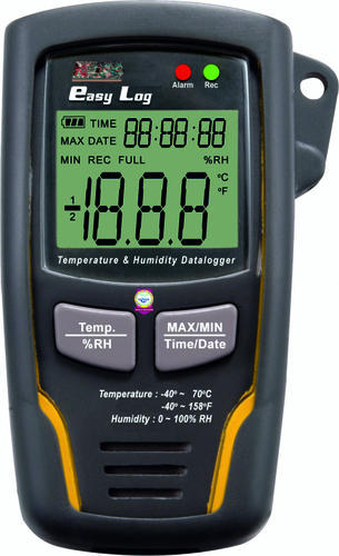 rh temp data logger - Temperature Data Logger