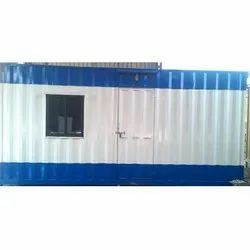 Mild Steel Prefab Cabin