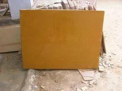 Mangalam Stones Jaisalmer Yellow Golden Marble, Thickness: 15-20 mm