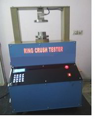 Electronic Ring Crush Tester