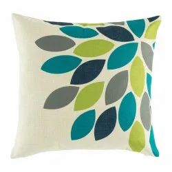 Cotton Screen Printed Cushion