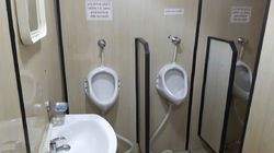 FRP Economical 2 in 1 Urinal