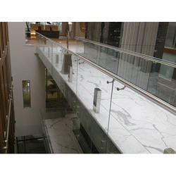 High Quality Stainless Steel Glass Railings