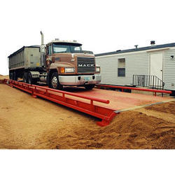 Electronic Pit Less Weigh Bridge