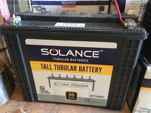 Battery Solance Tall Tubular Battery 150ah Wholesale
