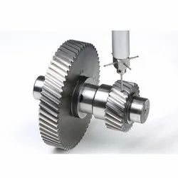 High Degree Helical Gear