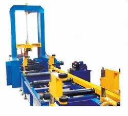 Vertical Tack Welding Machine