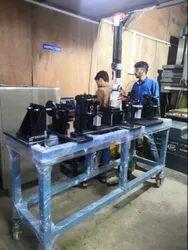 Mild Steel Pneumatic Welding Fixtures