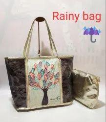 New Printed Ladies Combo Handbag