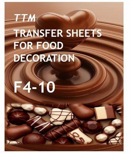 Chocolate Transfer Sheet T T M Transfer Sheet Wholesale