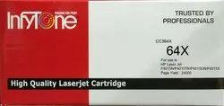 64X (CC364X) Compatible Toner Cartridge For HP Printers