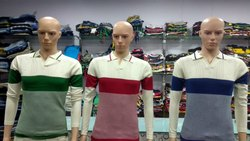 Full Sleeve Mens Knitted T Shirt