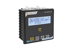 Three Phase 25A Energy Meter, For Industrial, 220 V