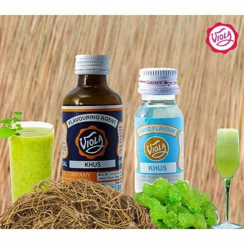 Viola Khus Food Flavor