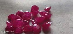Ruby cutstone