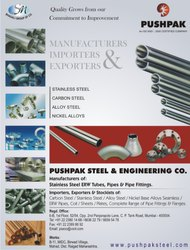 Stainless ERW Pipes & Tubes