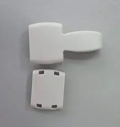 Plastic Clamp For ID Card for 20mm Lanyard (50Pcs)