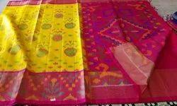 Pochampally Ikat Half Sarees