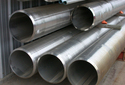 Carbon Steel ASTM A333 GR 1 Seamless IBR Pipes