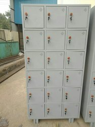 School Staff Locker