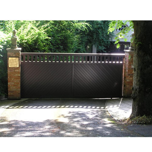 Home Design Gate Ideas: Designer Sliding Gate Manufacturer From