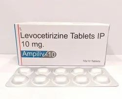 Levocetirizine 10 mg Tablets
