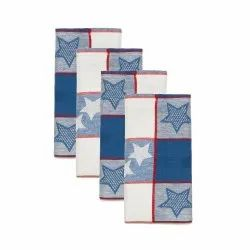 Cotton Jacquard Kitchen Towel Set