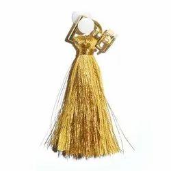 Golden Designer Tassels