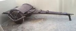 Brown Wooden Old cart 3, For Collectable, Size: 180 X 60