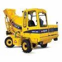 Ajax Argo 2000 Self Loading Concrete Mixers, For Construction, Drum Capacity: 2.73 Cu M