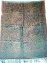 Silk Jamawar Scarves