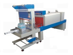 Mineral Water Pet Bottle Shrink Wrapping Machine