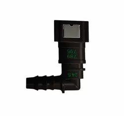7.89 -ID6-90 Degree Automobile Fuel Line Connector