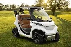 Dynamo Presta Electric Golf Cart