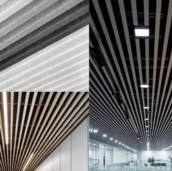 Railway Top Ceiling Covers 3D Designing