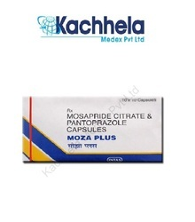 Moza Plus Capsule, 1x1, for Clinical