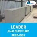 AAC Brick Plant Manufacturer