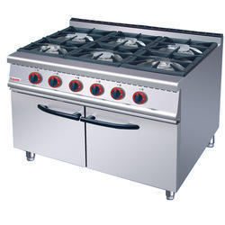 Commercial Kitchen Stove