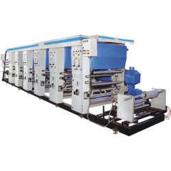 Multi Color Rotogravure Printing Presses