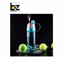 600ml Spray Water Bottle
