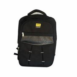 Polyester Plain Laptop Backpack