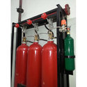 Co2 Fire Extinguisher System