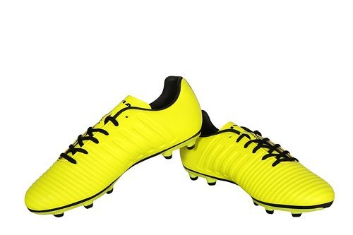 f9075ce0a Yellow Football Shoes NIVIA DITMAR-1 FB-378YL, Rs 998 /pair | ID ...